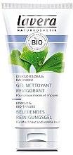 Düfte, Parfümerie und Kosmetik Belebendes Reinigungsgel für Mischhaut - Lavera Belebendes BIO-Reinigungsgel Ginkgo&Traube
