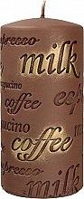 Düfte, Parfümerie und Kosmetik Dekorative Kerze Coffee - Artman Coffee Ø7 x H14 cm