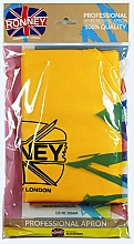 Düfte, Parfümerie und Kosmetik Friseurumhang gelb - Ronney Professional Hairdressing Apron Yellow