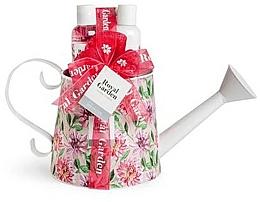 Düfte, Parfümerie und Kosmetik Körperpflegeset - IDC Institute Royal Garden (Duschgel 150ml + Körperlotion 150ml + Badesalz 100g + Badebombe)