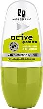 Düfte, Parfümerie und Kosmetik Deo Roll-on Antitranspirant Active - AA Deo Anti-Perspirant Green Tea 24H