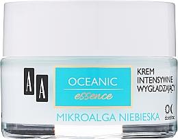 Düfte, Parfümerie und Kosmetik Intensiv glättende Gesichtscreme mit blauen Mikroalgen - AA Oceanic Essence
