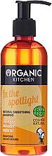 "Düfte, Parfümerie und Kosmetik Glättendes Shampoo ""In the spotlight"" - Organic Shop Organic Kitchen Shampo"