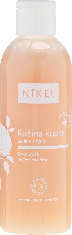 Badeschaum - Nikel Rose Bath — Bild N2