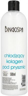 Kühlende Duschcreme mit Kollagen - BingoSpa Collagen — Bild N1