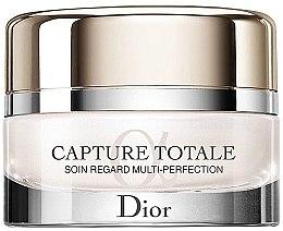 Düfte, Parfümerie und Kosmetik Augenkonturcreme - Dior Capture Totale Multi-Perfection Eye Treatmen