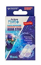 Düfte, Parfümerie und Kosmetik Wasserfeste Pflaster 10 St. - Ntrade Active Plast First Aid Waterproof Plasters