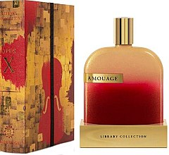 Düfte, Parfümerie und Kosmetik Amouage The Library Collection Opus X - Eau de Parfum