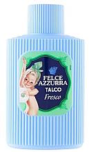 Düfte, Parfümerie und Kosmetik Körperpuder Fresh - Felce Azzurra Fresh Talcum Powder