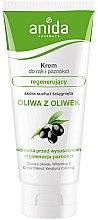 Düfte, Parfümerie und Kosmetik Hand- und Nagelcreme - Anida Pharmacy Olive Hand Cream