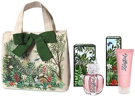 Lolita Lempicka Lolitaland - Duftset (Eau de Parfum 40ml + Körperlotion 75ml + Kosmetiktasche) — Bild N1