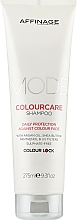 Düfte, Parfümerie und Kosmetik Feuchtigkeitsspendendes und schützendes Shampoo für coloriertes Haar - Affinage Mode Colour Care Shampoo