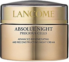 Düfte, Parfümerie und Kosmetik Regenerierende Anti-Aging Nachtcreme - Lancome Absolue Precious Cells Advanced Regenerating and Reconstructing Night Cream