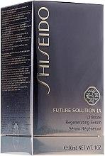 Düfte, Parfümerie und Kosmetik Anti-Aging Gesichtsserum - Shiseido Future Solutions LX Ultimate Regenerating Serum