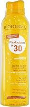 Düfte, Parfümerie und Kosmetik Sonnenschutzspray für den Körper SPF 30 - Bioderma Photoderm Sun Mist SPF 30