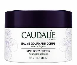 Düfte, Parfümerie und Kosmetik Nährende und regenerierende Körperbutter mit Traubenkernöl - Caudalie Vine Body Butter