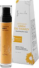 Düfte, Parfümerie und Kosmetik Nährende Gesichtscreme - Senelle Nourishing Face Cream