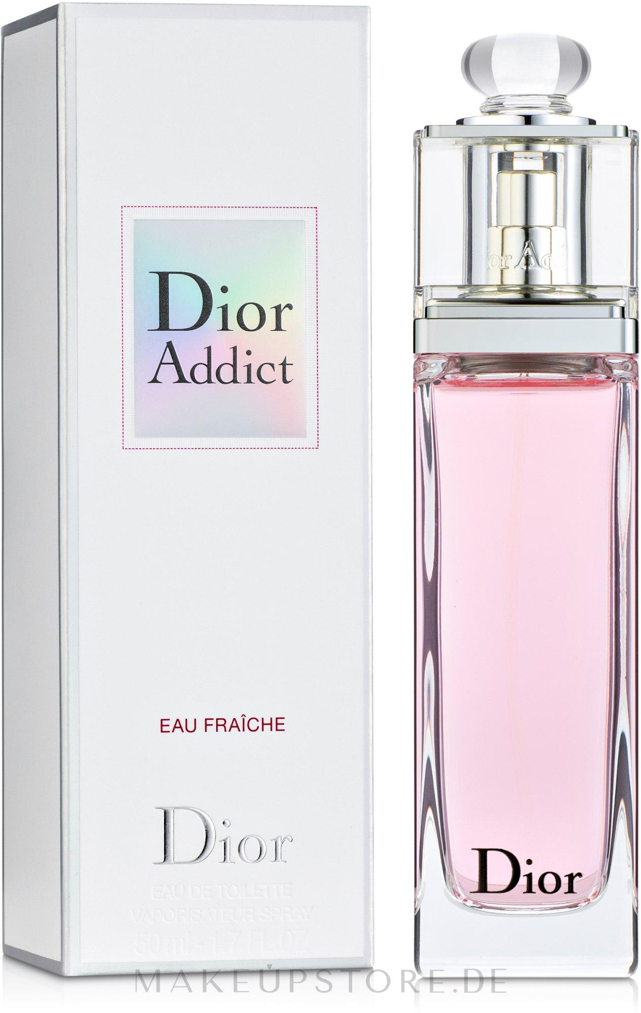 Dior Addict Eau Fraiche - Eau de Toilette — Bild 50 ml