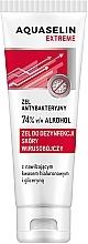 Düfte, Parfümerie und Kosmetik Antibakterielles Handgel mit 74% Alkohol - Aquaselin Extreme 74% Antibacterial Hand Gel Protect