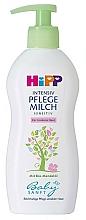 Düfte, Parfümerie und Kosmetik Körpermilch für trockene Haut mit Bio Mandelöl - Hipp BabySanft Intensiv Milk Sensitive