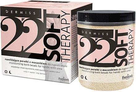 Feuchtigkeitsspendende Badeperlen für die Handpflege - Farmona Dermiss 2'2 Soft Therapy — Bild N1