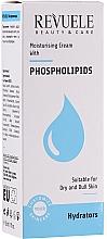 Düfte, Parfümerie und Kosmetik Feuchtigkeitsspendende Gesichtscreme mit Phospholipiden für trockene und stumpfe Haut - Revuele Moisturisinh Cream With Phospholipids
