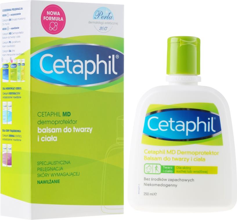 Feuchtigkeitsspendende Gesichts- und Körperlotion - Cetaphil Lotion — Bild N1