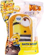 Düfte, Parfümerie und Kosmetik Kinder-Badeschwamm Minions Patrick gelb-blau - Suavipiel Minnioins Bath Sponge