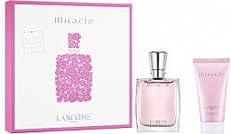 Düfte, Parfümerie und Kosmetik Lancome Miracle - Duftset (Eau de Parfum 30ml + Körperlotion 50ml)