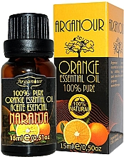 Düfte, Parfümerie und Kosmetik 100% Reines ätherisches Orangenöl - Arganour Essential Oil Orange