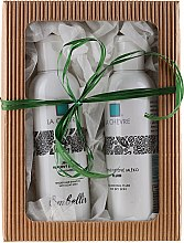Düfte, Parfümerie und Kosmetik Körperpflegeset - La Chevre (Körperfluid 200g+Shampoo 200g)