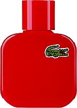 Düfte, Parfümerie und Kosmetik Lacoste Eau de L.12.12 Rouge-Energetic - Eau de Toilette