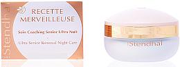 Düfte, Parfümerie und Kosmetik Straffende Anti-Aging-Nachtcreme für alle Hauttypen mit Melonensamen - Stendhal Recette Merveilleuse Ultra Senior Renewal Night Care
