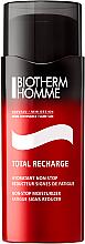 Düfte, Parfümerie und Kosmetik Feuchtigkeitsspendendes Gesichtsgel gegen Hautermüdung - Biotherm Homme Biotherm Total Recharge Care