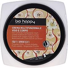 Düfte, Parfümerie und Kosmetik Multifunktionale Körper- und Gesichtscreme mit Wildbirne und Weißdorn - Bio Happy Volpina Pear And Hawthorn