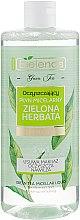 Düfte, Parfümerie und Kosmetik 3in1 Mizellen Reinigungswasser mit grünem Tee - Bielenda Green Tea Cleansing Micellar Liquid 3in1