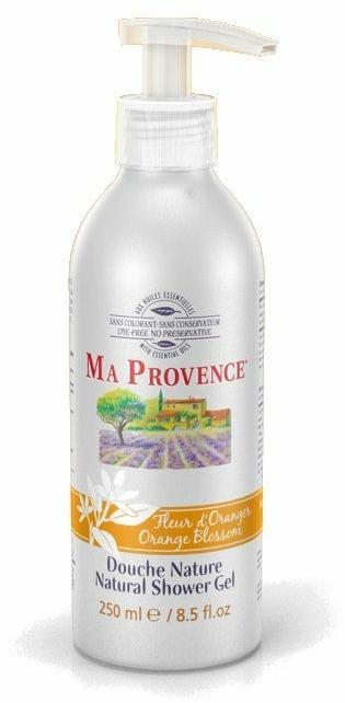 Duschgel mit Orangenblüten - Ma Provence Shower Gel Orange — Bild N1