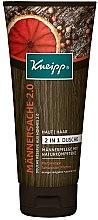 Düfte, Parfümerie und Kosmetik 2in1 Gel & Shampoo - Kneipp Shower Gel 2in1