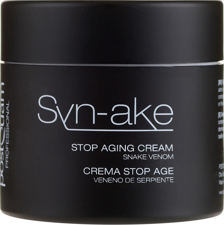 Anti-Aging Gesichtscreme - Postquam Syn-ake Stop Aging Cream — Bild N2
