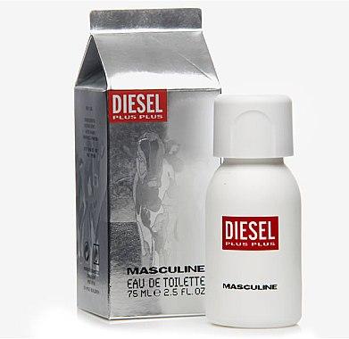 Diesel Plus Plus Masculine - Eau de Toilette  — Bild N1