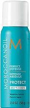 Düfte, Parfümerie und Kosmetik Haarspray mit Hitzeschutz - MoroccanOil Hairspray Ideal Protect