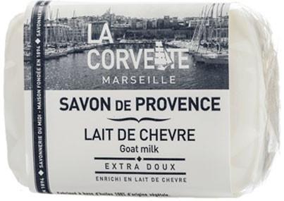 Naturseife Goat Milk - La Corvette Soap of Provence Goat Milk Scented Soap — Bild N1
