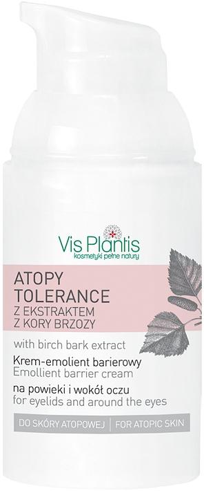 Augenkonturcreme - Vis Plantis Atopy Tolerance Emollient Eye Cream — Bild N1