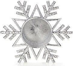 Düfte, Parfümerie und Kosmetik Teelichthalter - Yankee Candle Twinkling Snowflake Tea Light Holder