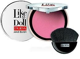 Düfte, Parfümerie und Kosmetik Kompakt-Rouge - Pupa Like A Doll Maxi Blush