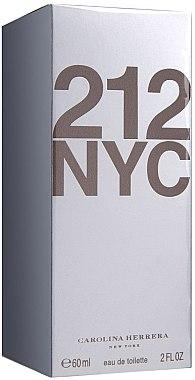 Carolina Herrera 212 NYC - Eau de Toilette — Bild N4