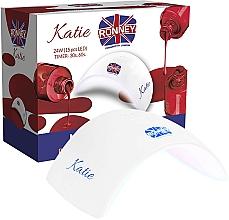 Düfte, Parfümerie und Kosmetik LED-Lampe für Nageldesign weiß - Ronney Profesional Katie 24W (GY-LED-037(9C) Lamp