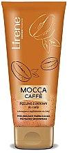 Düfte, Parfümerie und Kosmetik Zuckerpeeling für den Körper mit Mokka Kaffee - Lirene Dermo Program