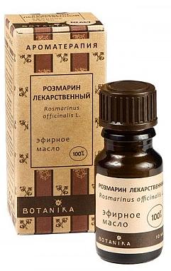 Ätherisches Bio Rosmarinöl - Botanika Rosemary Essential Oil — Bild N1