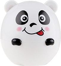 "Düfte, Parfümerie und Kosmetik Lippenbalsam ""Panda"" mit Vanilleextrakt - Martinelia Pig & Panda Lip Balm Vanilla"